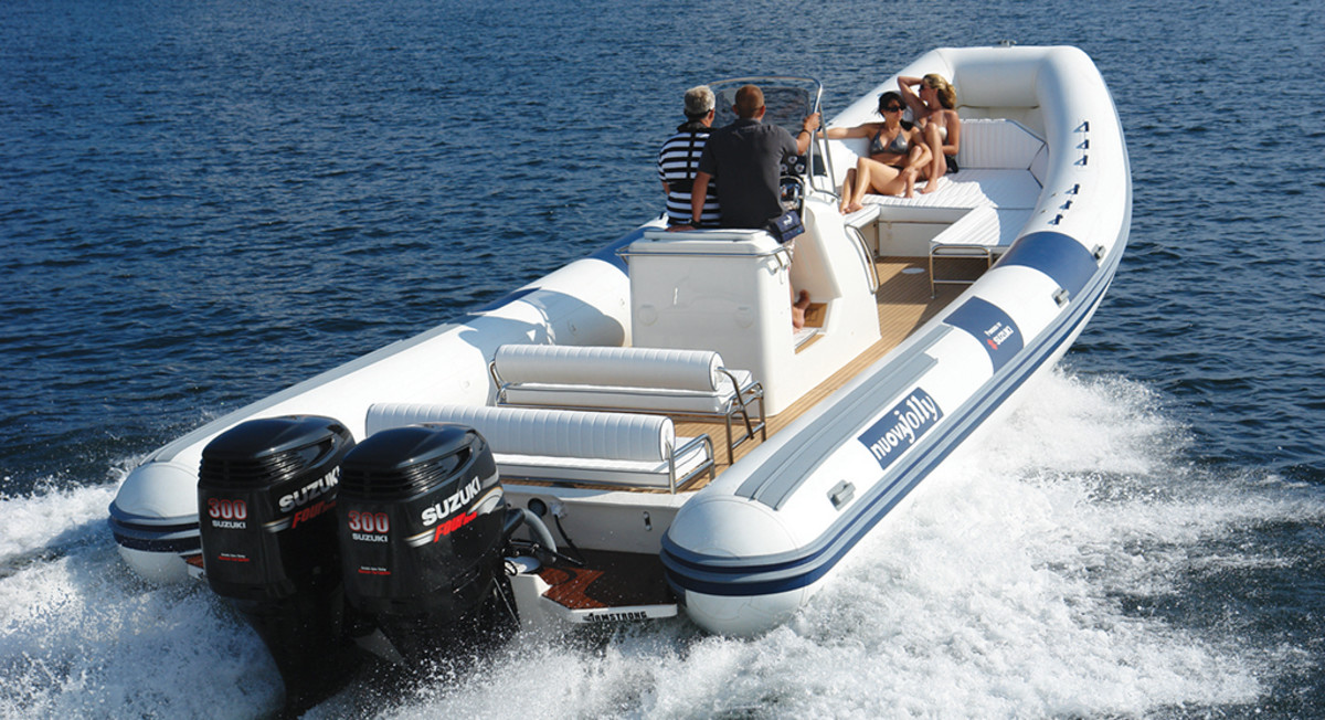 The Benefits of a Bracket on Your Outboard-Powered Boat - Power