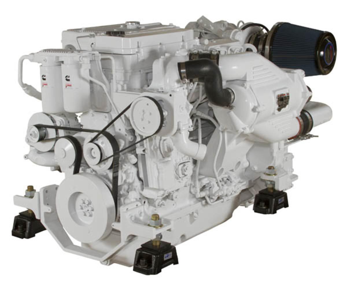 Cummins QSB6.7 diesel engine