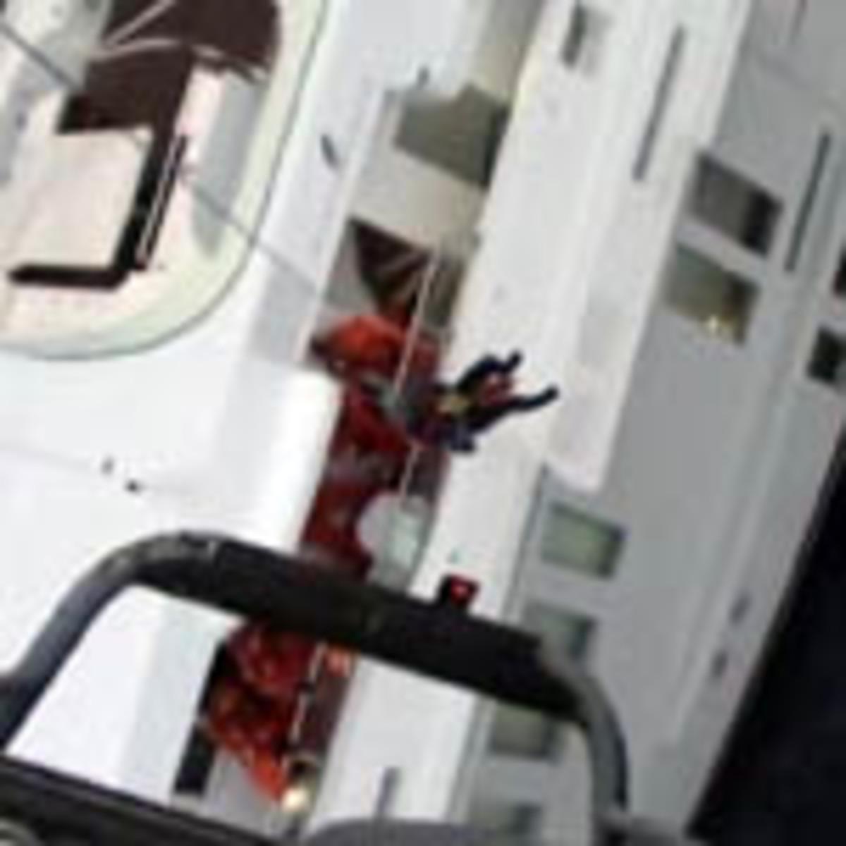 Yogi rescue video