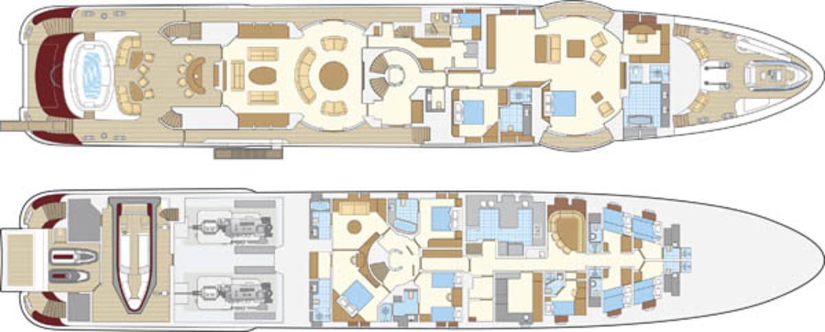 Quinta Essentia - layout plans