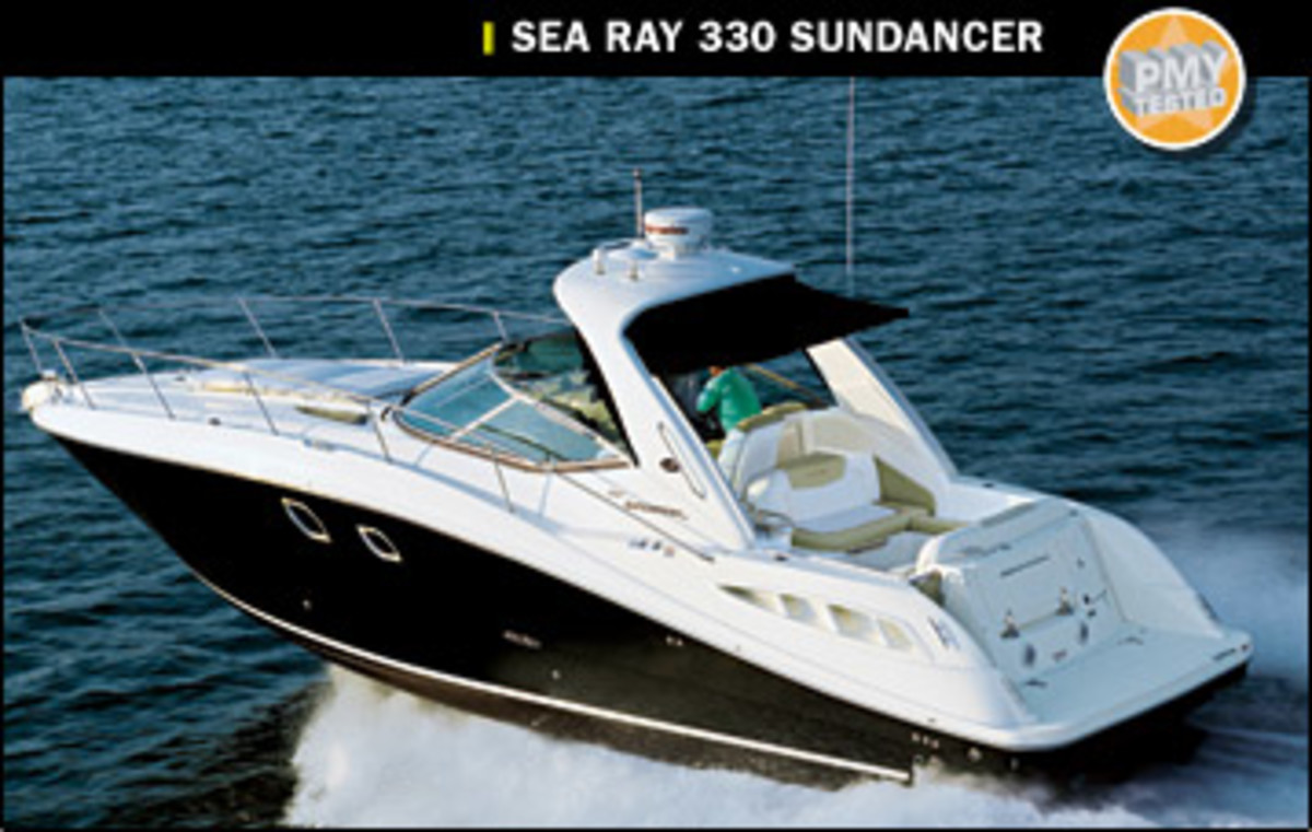 Sea Ray 330 Sundancer Power Amp Motoryacht