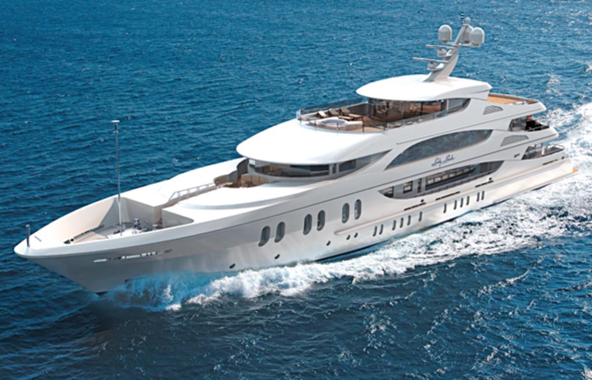 Trinity Yachts Lady Linda
