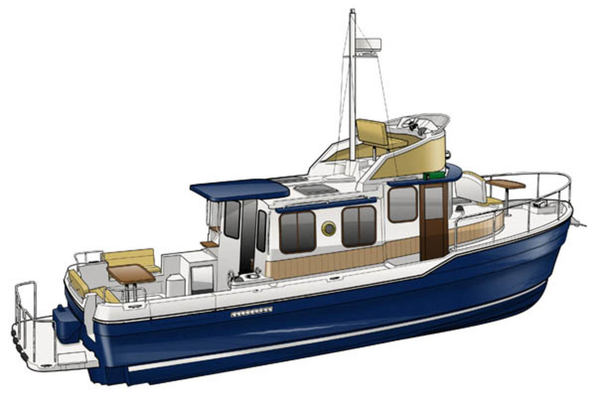 Ranger Tug 31