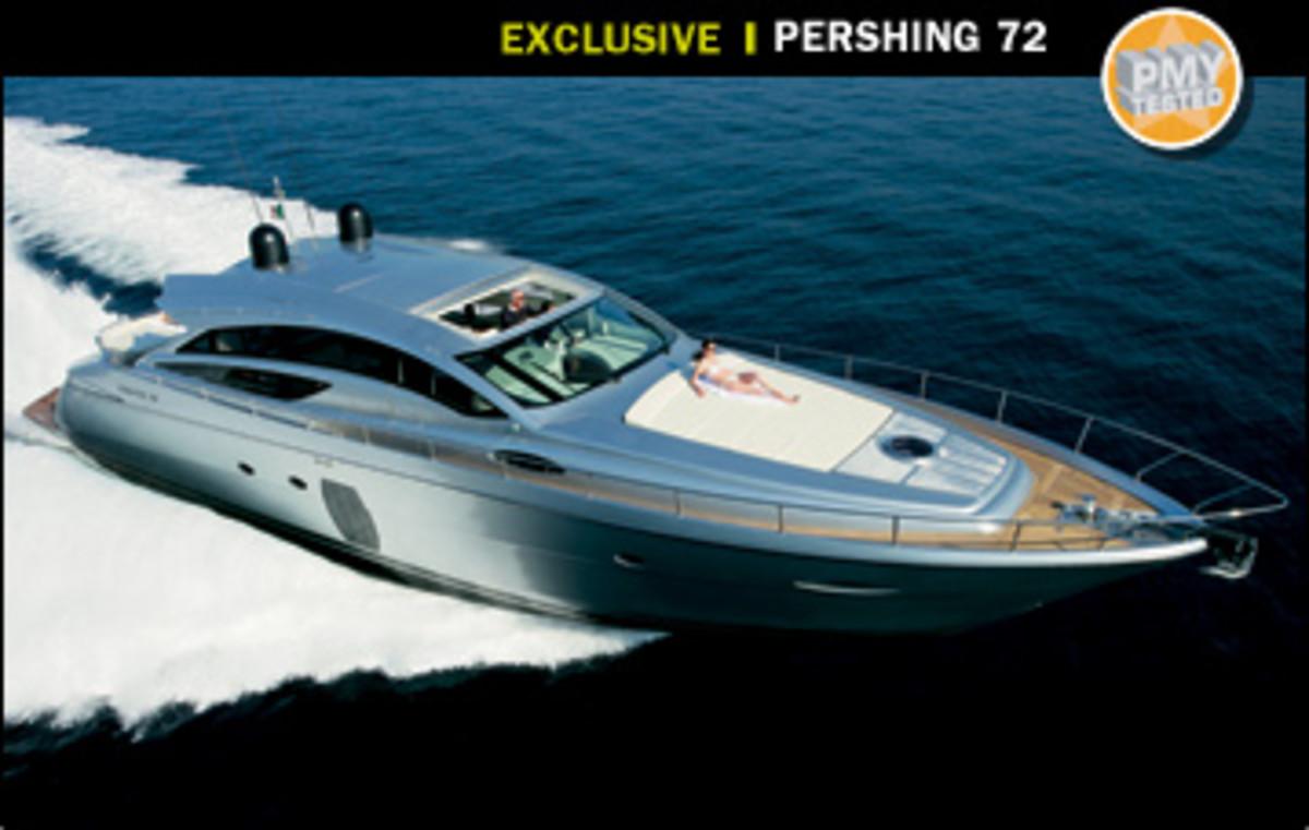 Pershing 72 - Power & Motoryacht