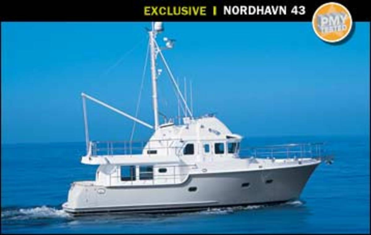 Nordhavn 43 - Power & Motoryacht