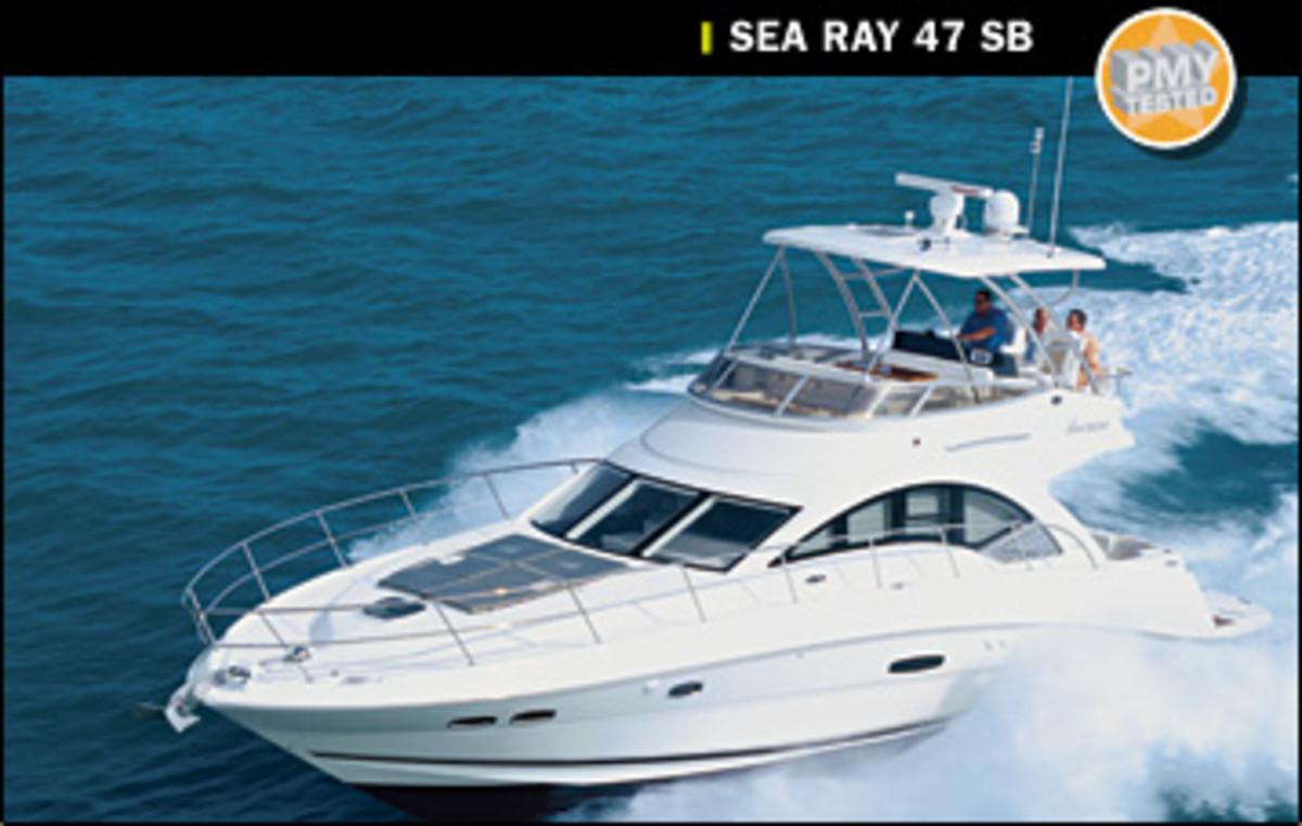 Sea Ray 47 SB