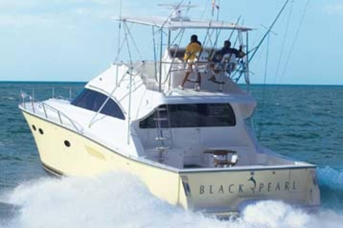 Black Pearl 46 - Power & Motoryacht