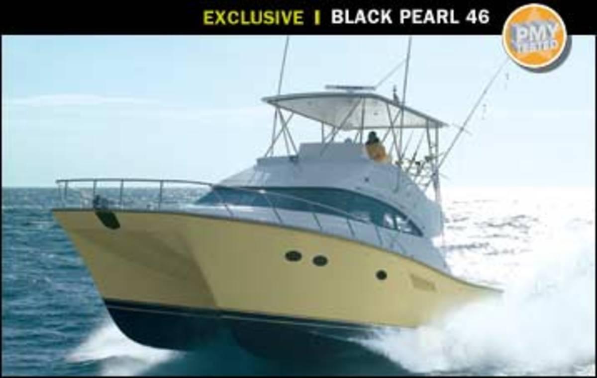Black Pearl 46