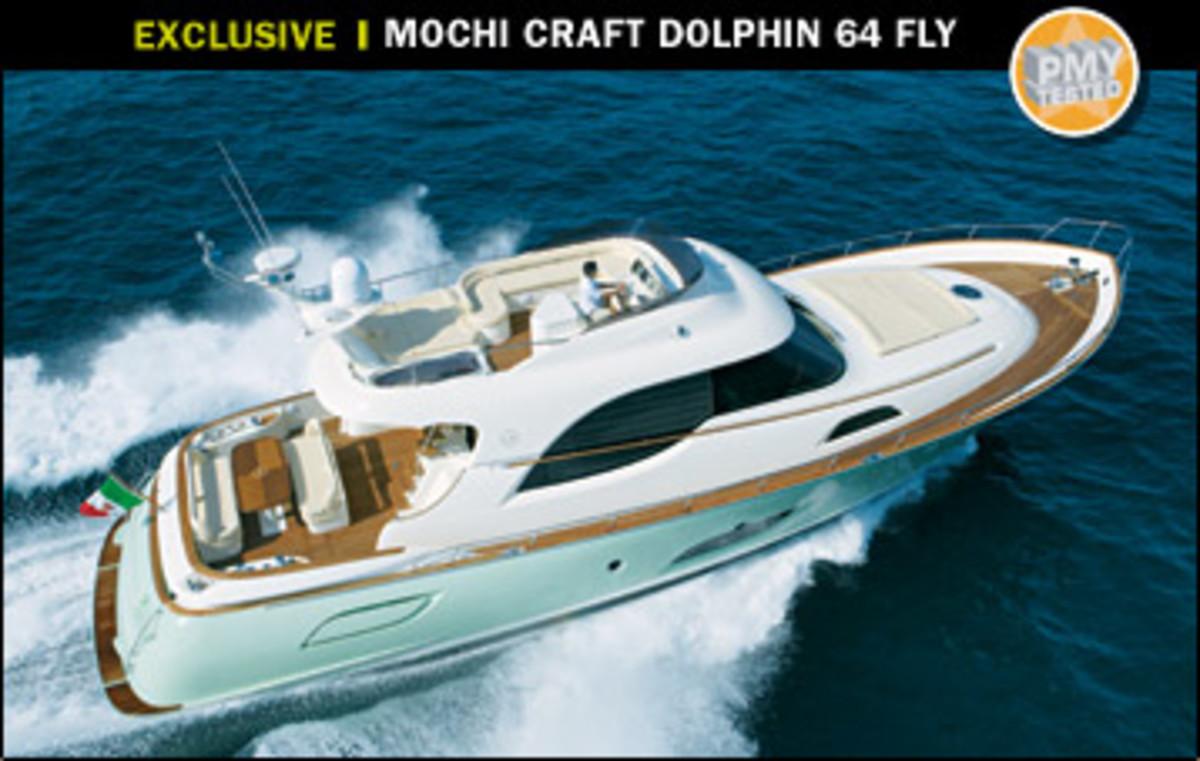 Mochi Craft Dolphin 64 Fly Power Amp Motoryacht