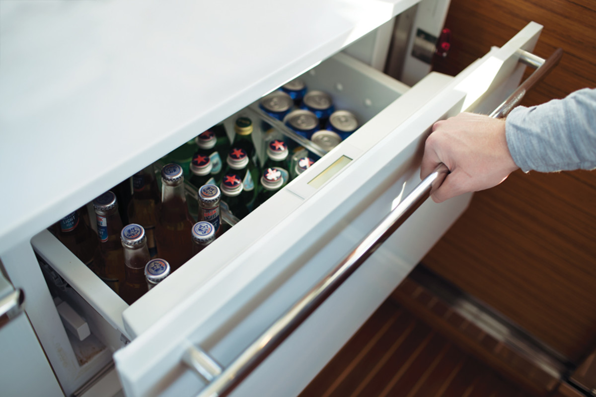 High-quality refrigerator drawer