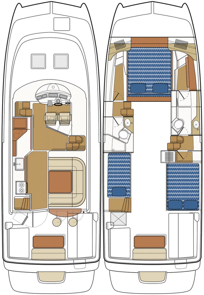 Aspen C120 layout diagram