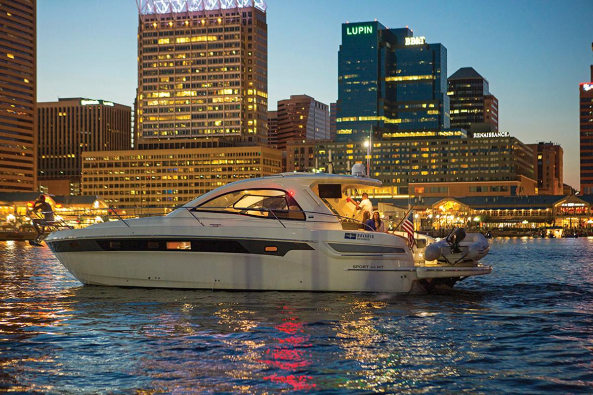 Bavaria 44 Sport Yacht