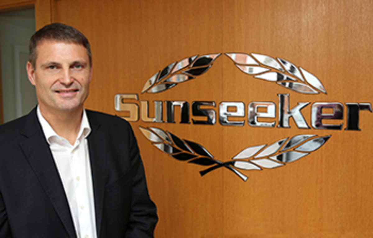 Phil Popham, CEO of Sunseeker International