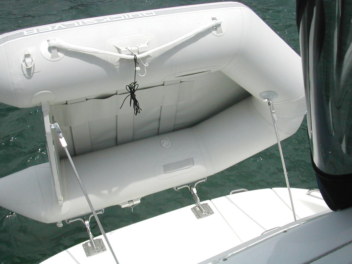 Boat tender