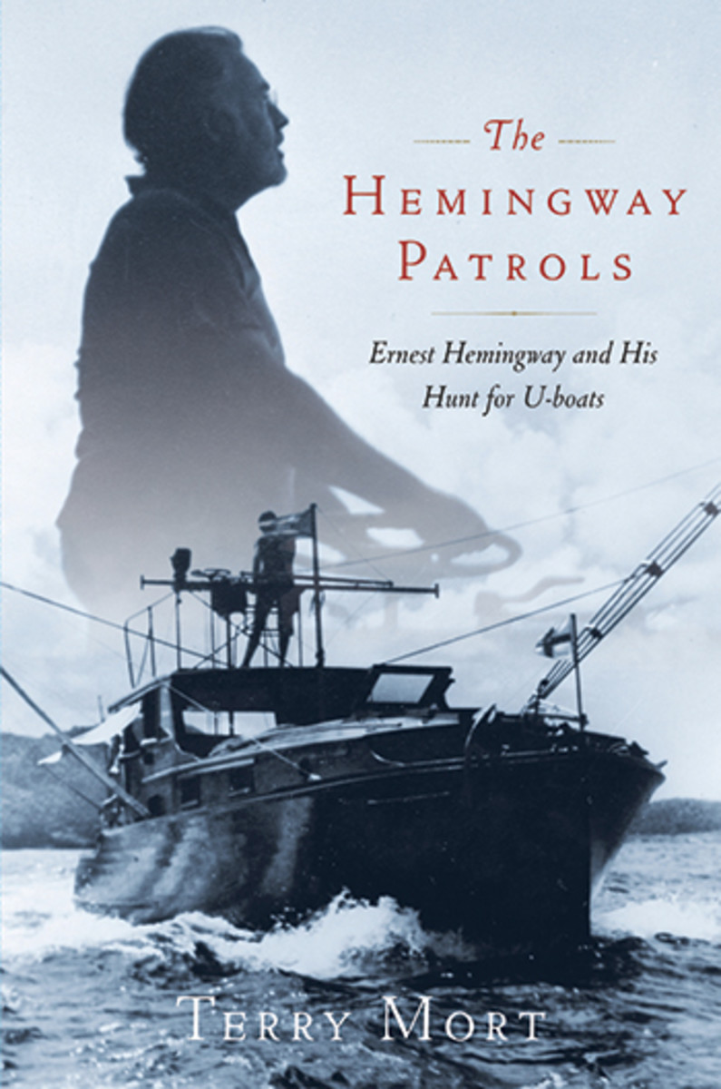 The Hemingway Patrols book jacket
