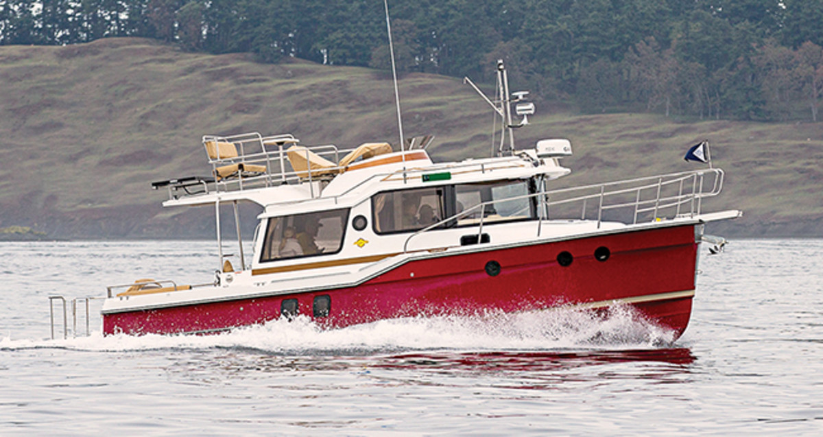 Ranger Tugs R-29 CB