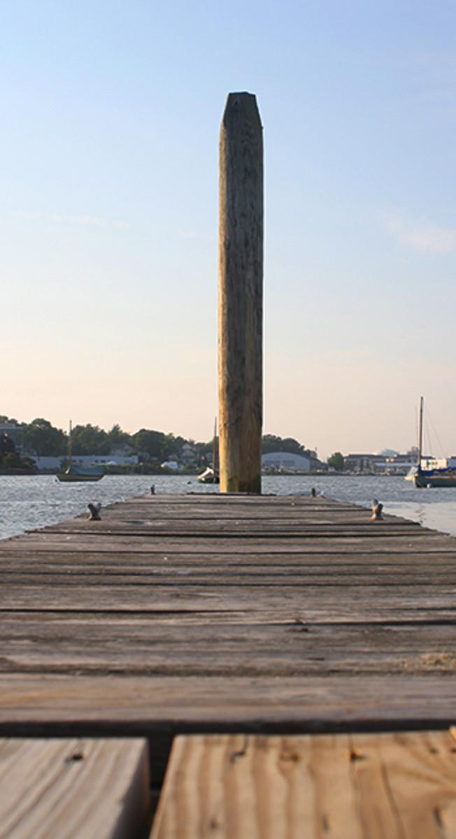 dock piling