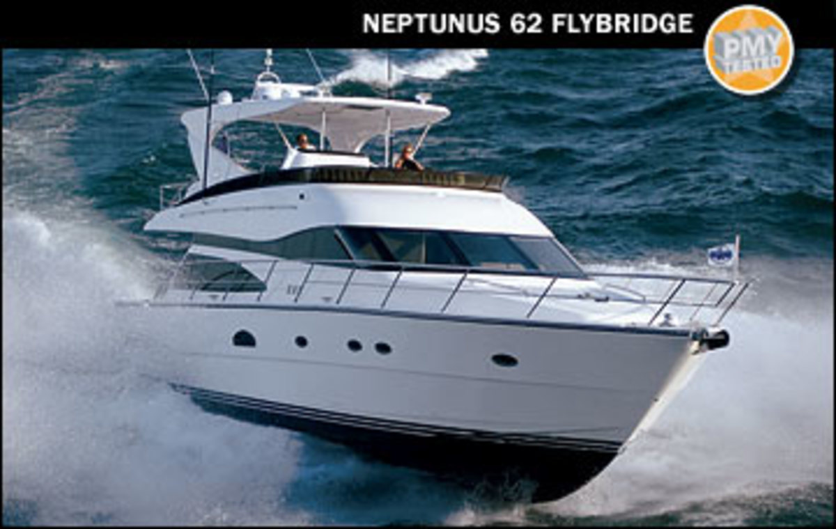 Neptunus 62 Flybridge