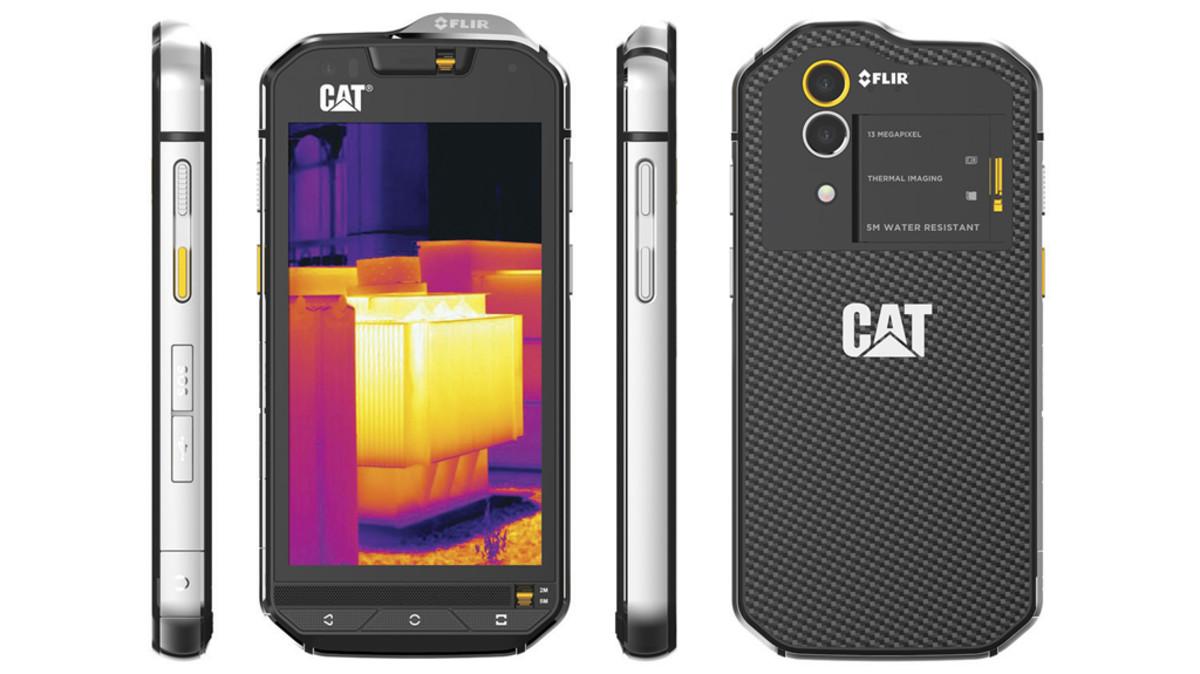 Caterpillar S60 Smartphone