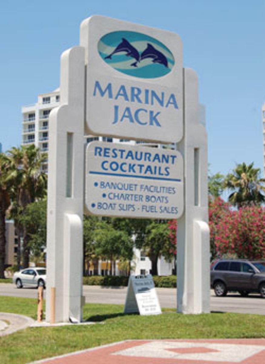 Marina Jack