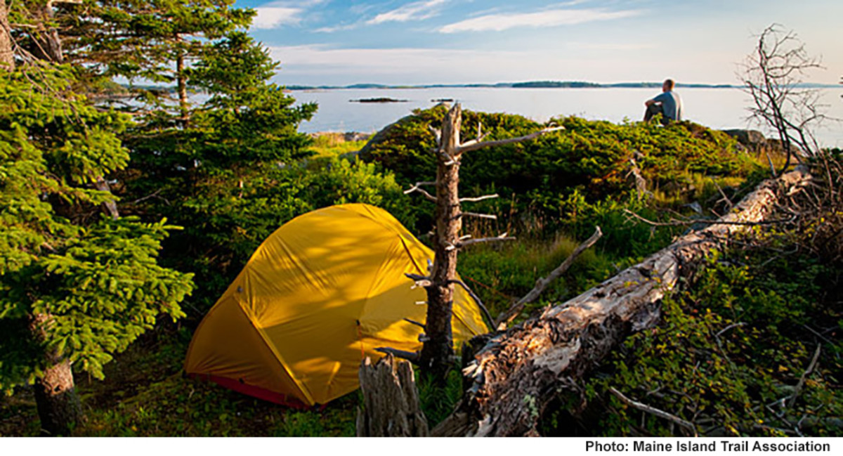 Photo by Maine Island Trail Association