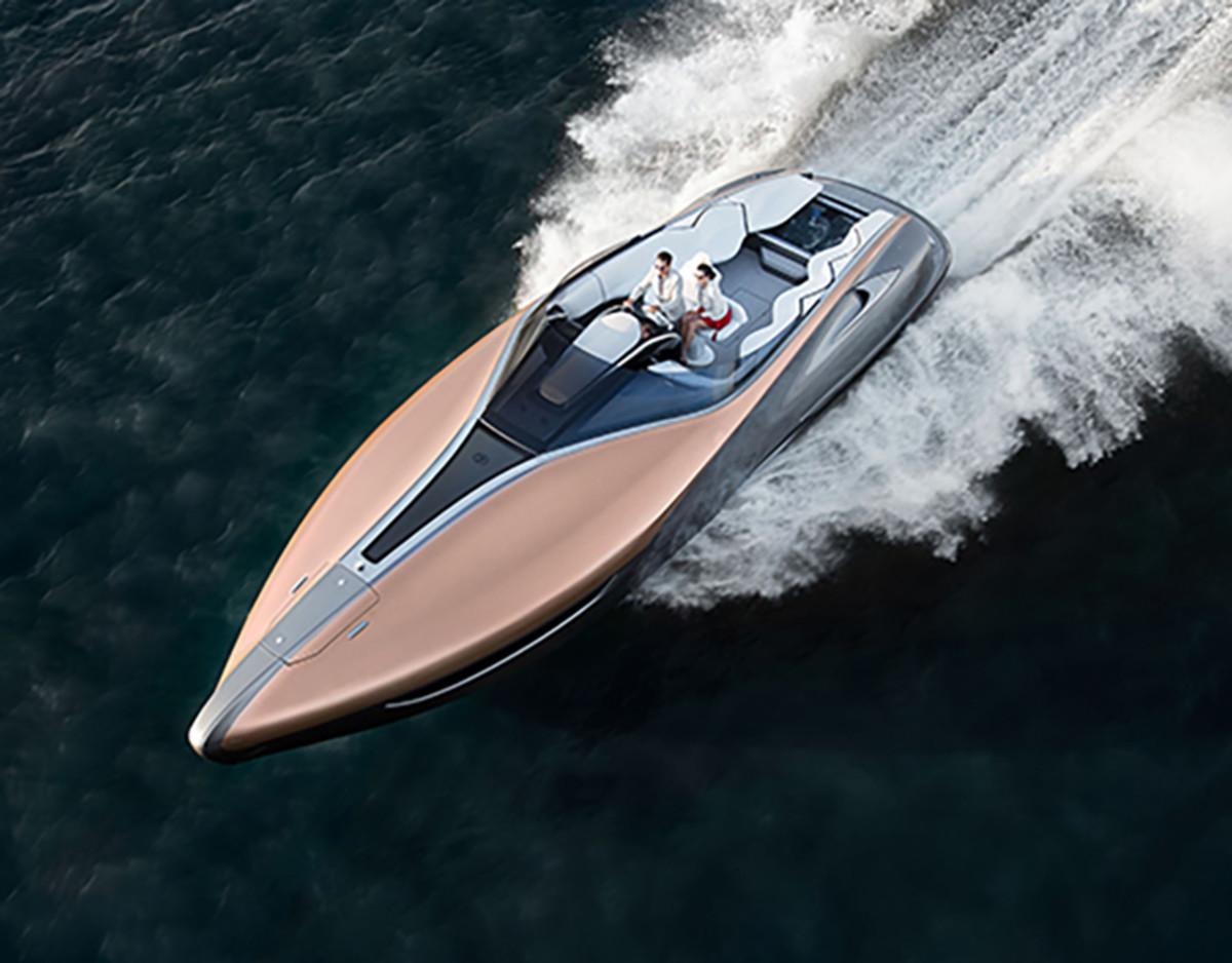 Lexus Sport Yacht 42