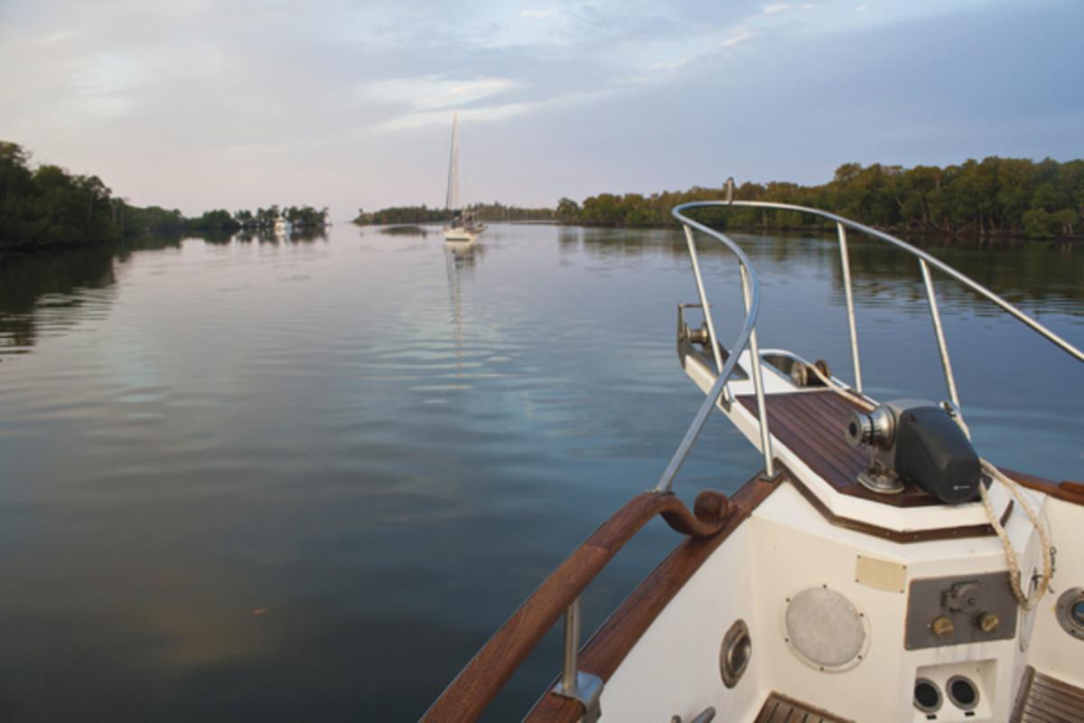 Arawak at Shark River