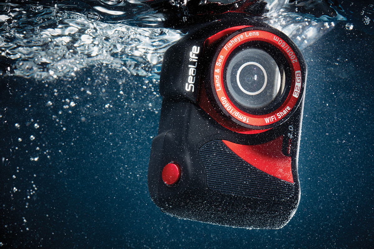 SeaLife 2.0 Underwater Camera