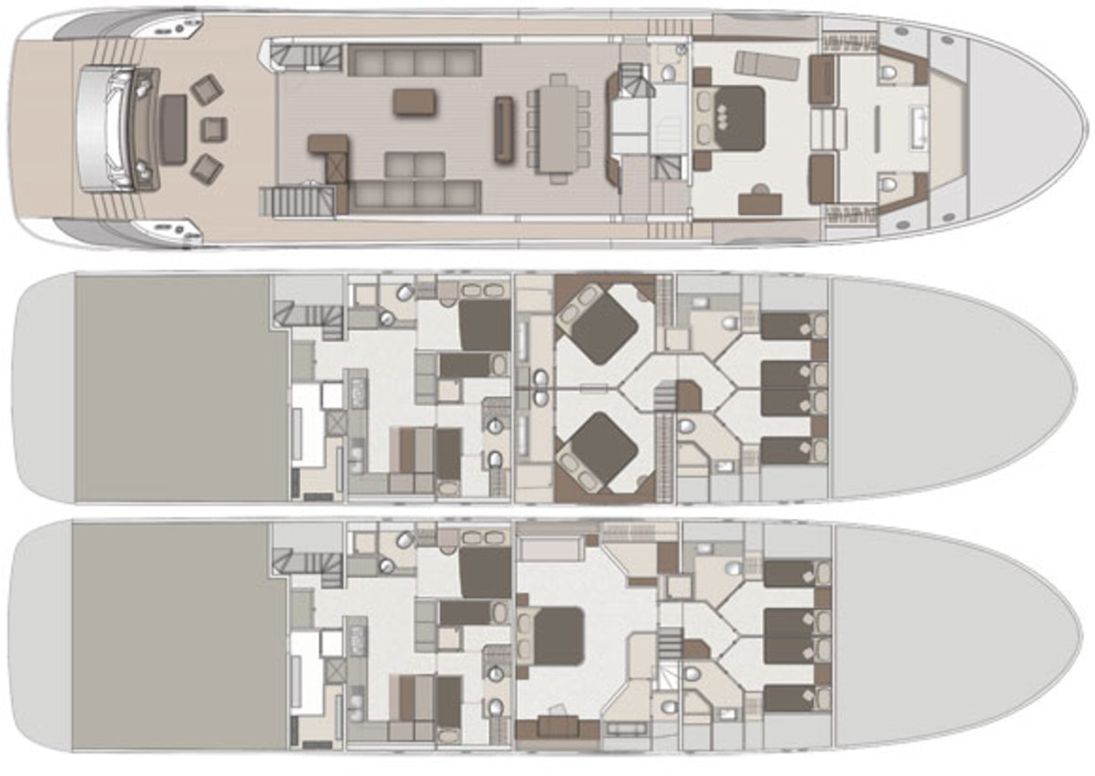 MCY 105 deckplans