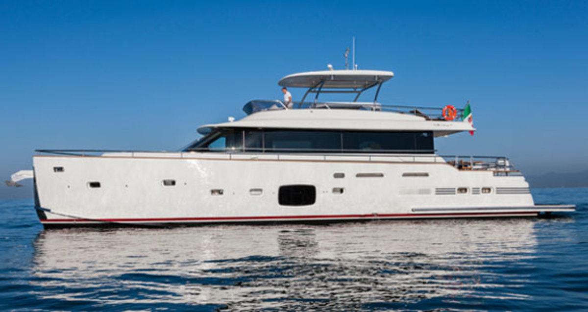 Azimut Magellano 76 - Power & Motoryacht
