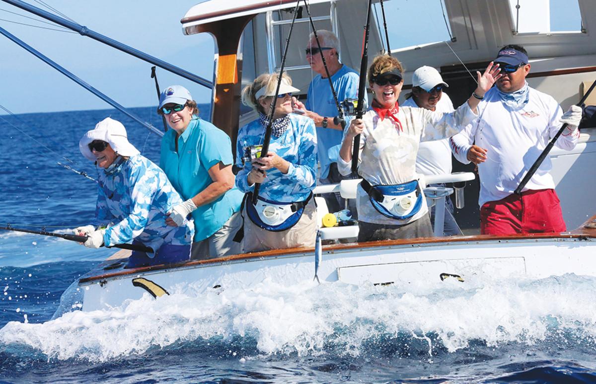 sailfishing at Casa Vieja