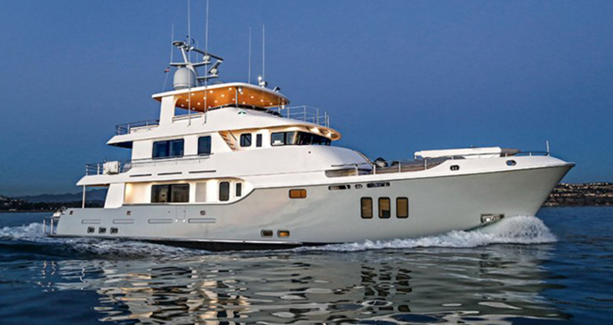 Nordhavn N96 - Power & Motoryacht