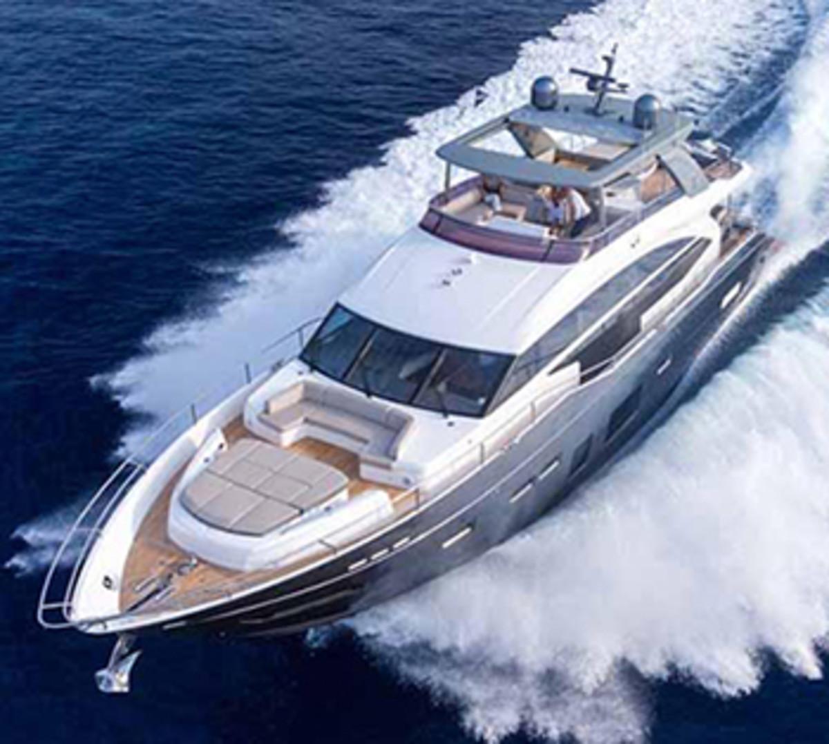 Priincess 75 Motor Yacht