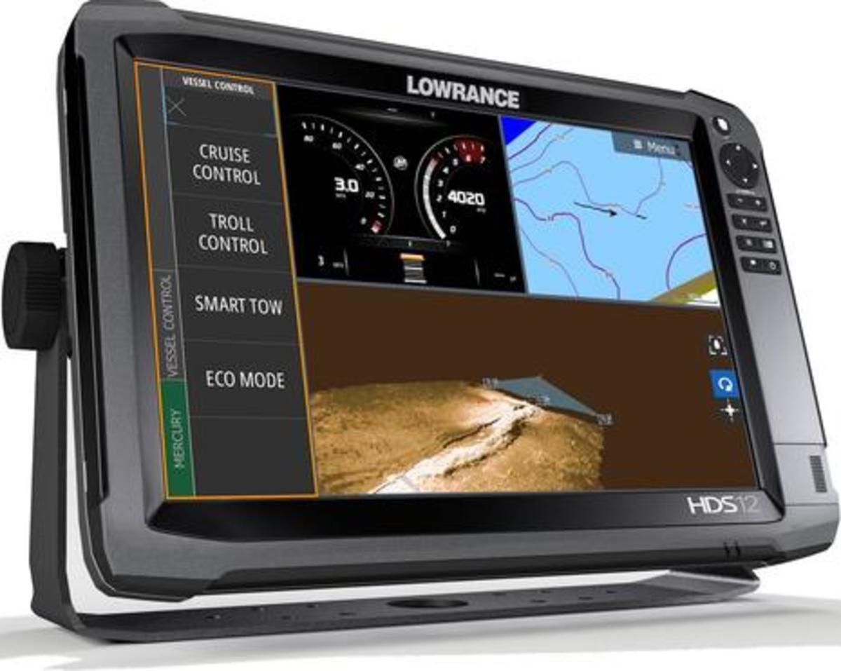 Mercury Navico New Vesselview Link 702 502 Displays Smartcraft Speedometer Gps Wiring Lowrance Hds 12 Gen3 W Vesselviewlink