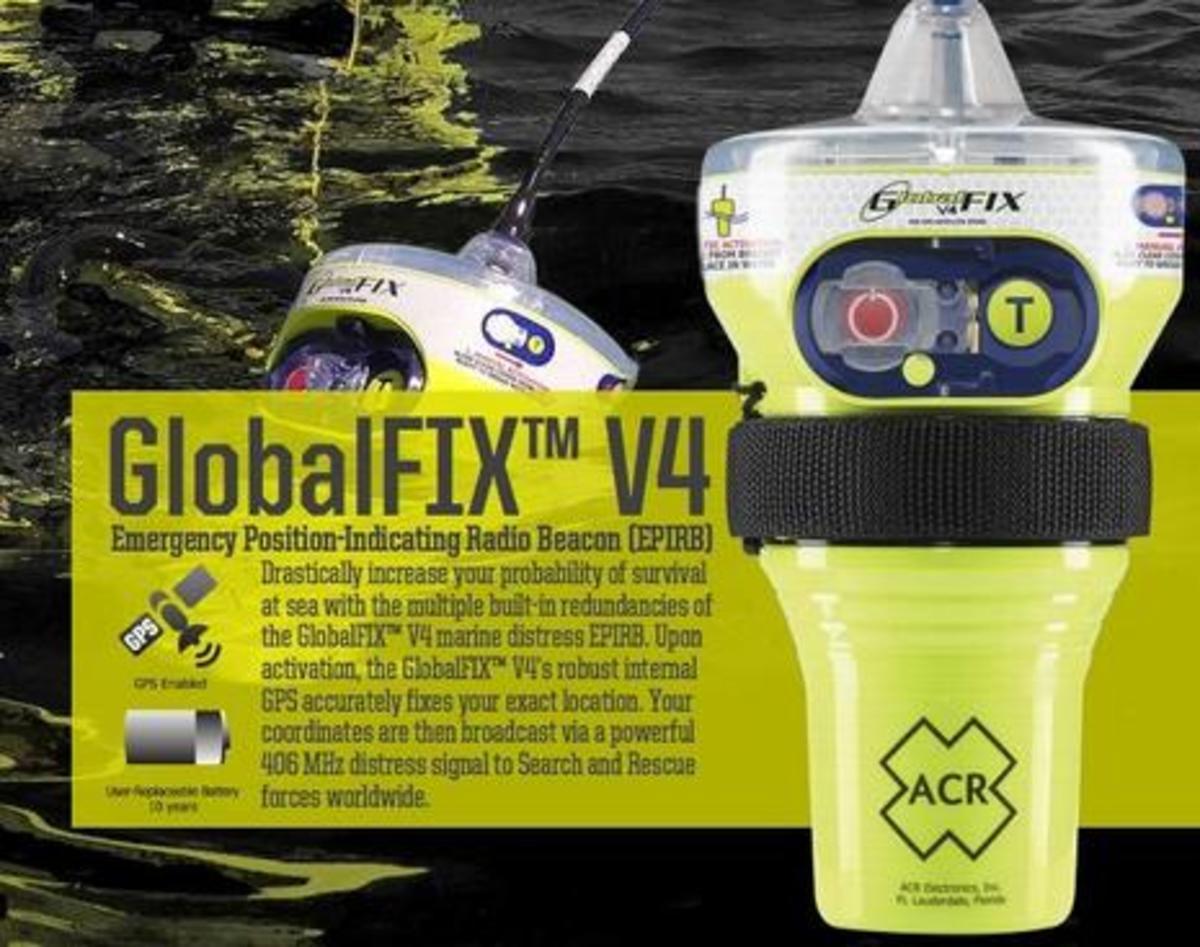 ACR GlobalFix V4 EPIRB