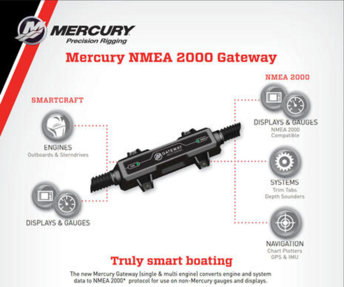 mercury smartcraft gauges wiring diagram