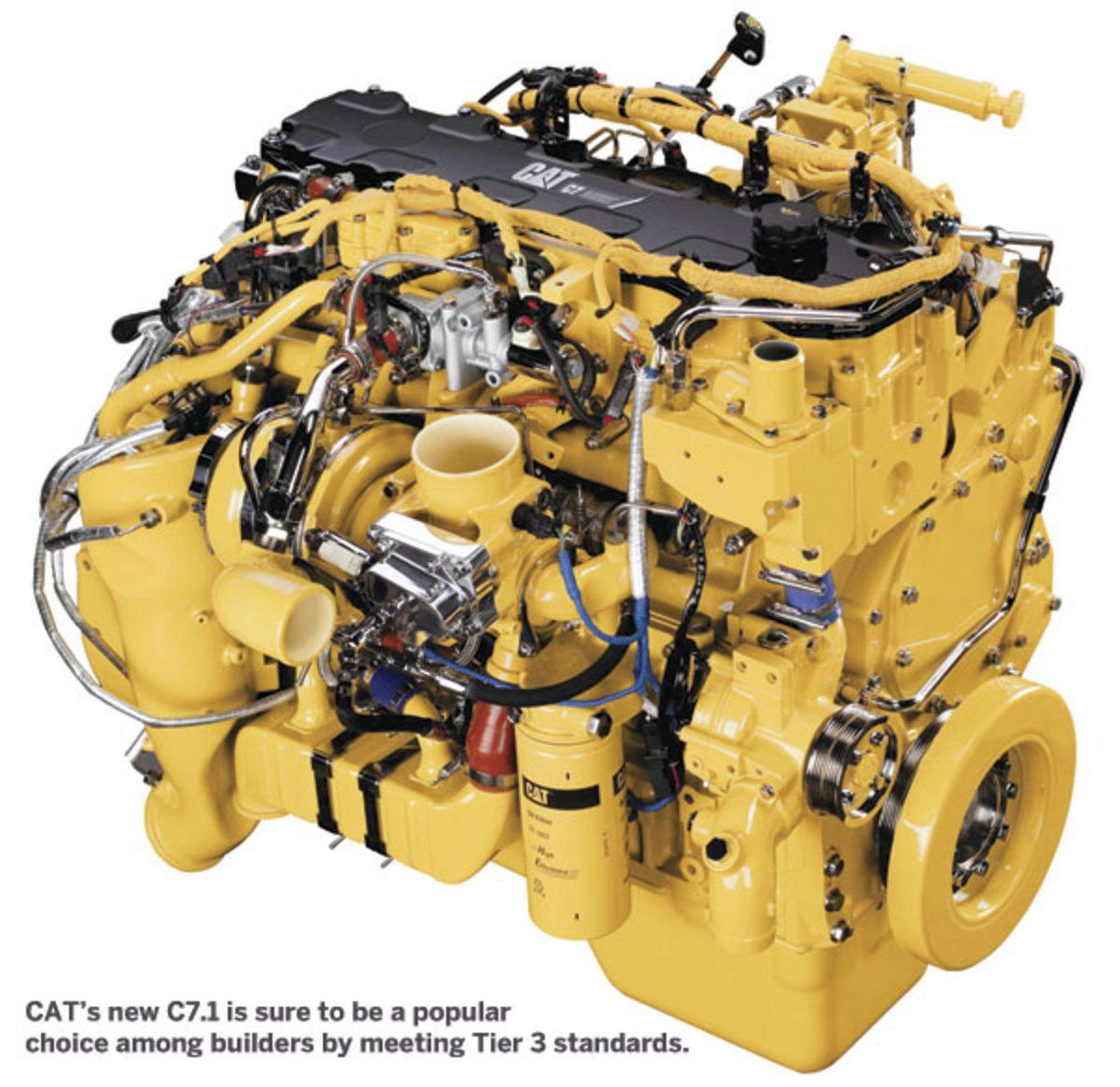 CAT's new C7.1