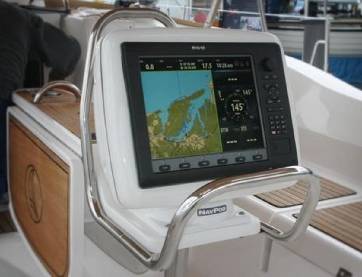 NavPod PP5063 for B&G