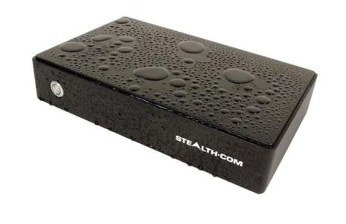 Stealth WPC-725 waterproof fanless PC