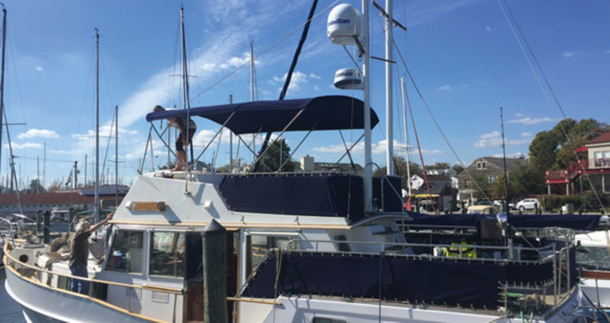 How to Install Satellite TV on Your Boat - Power & Motoryacht