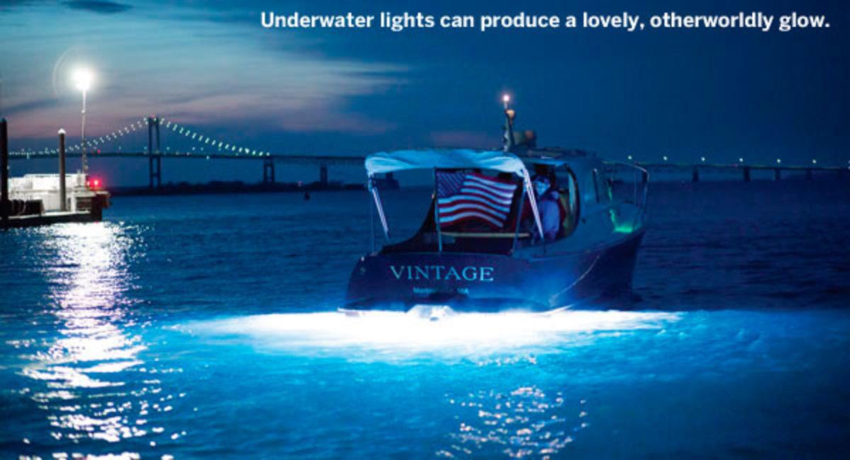 underwater lights