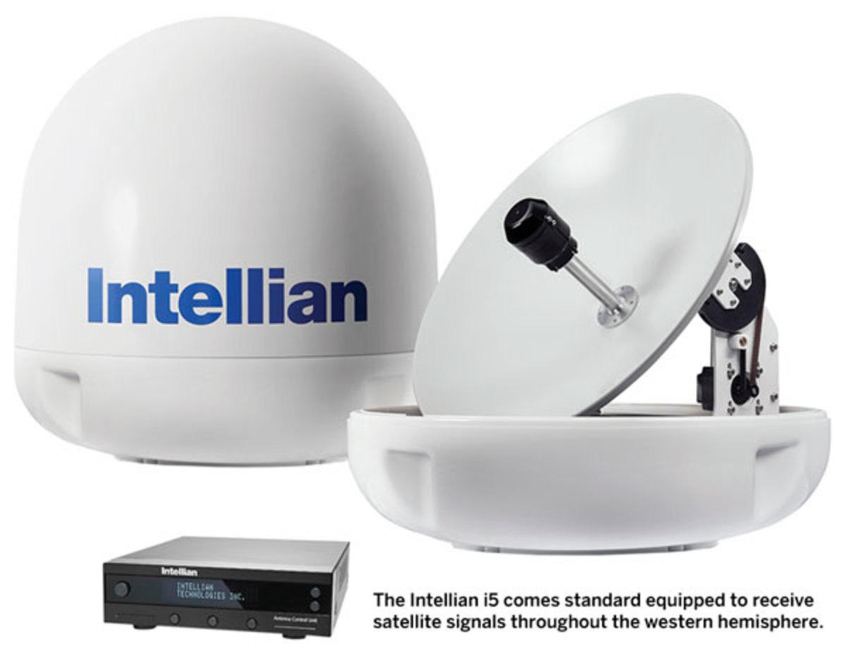 Intellian i5