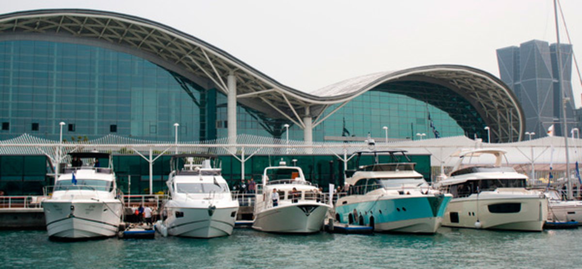 2016 Taiwan International Boat Show