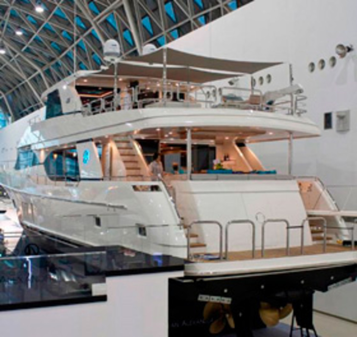 Ocean Alexander 100