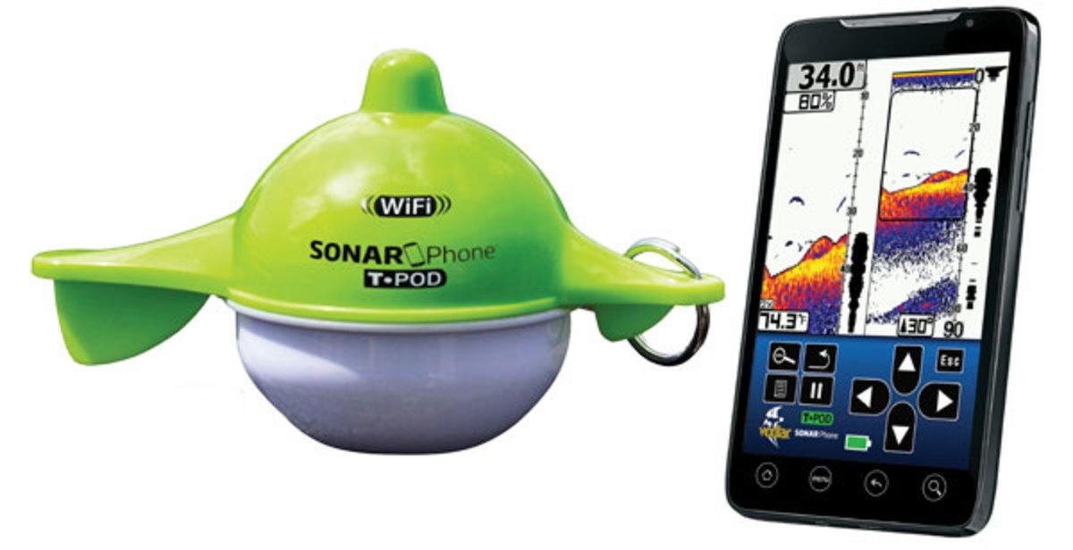Vexilar SonarPhone T-Pod