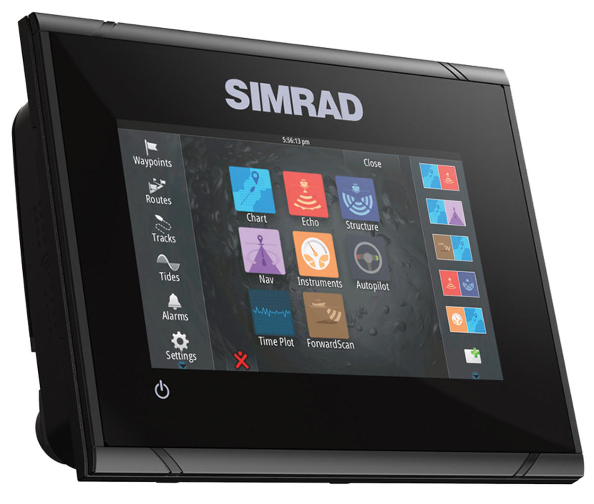 Simrad GO5XSE Multifunction Display