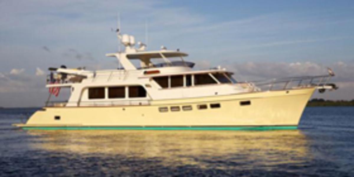 Marlow Yachts 66E