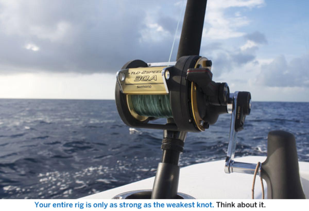 Sportfishing reel