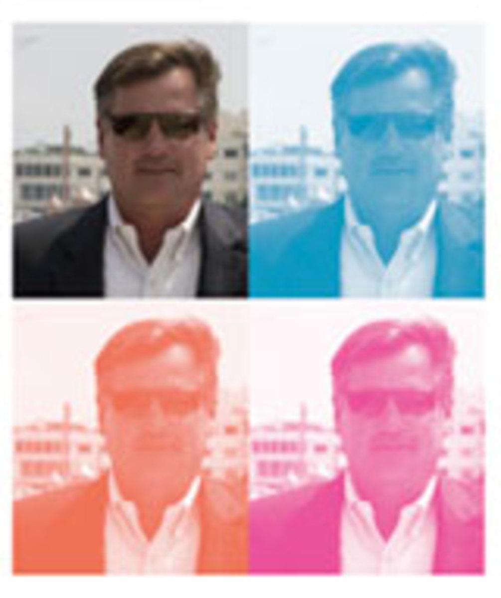 Jack Robertson, HMY broker