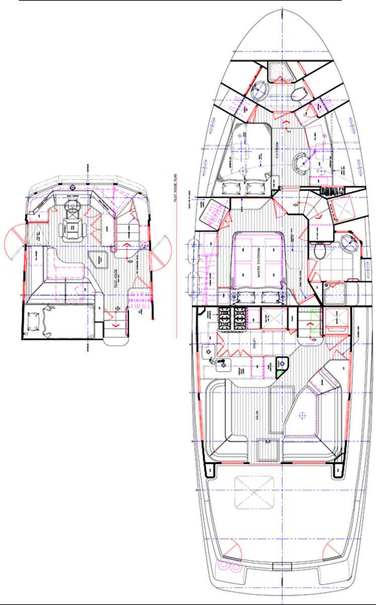 Nordhavn 52 layout 1